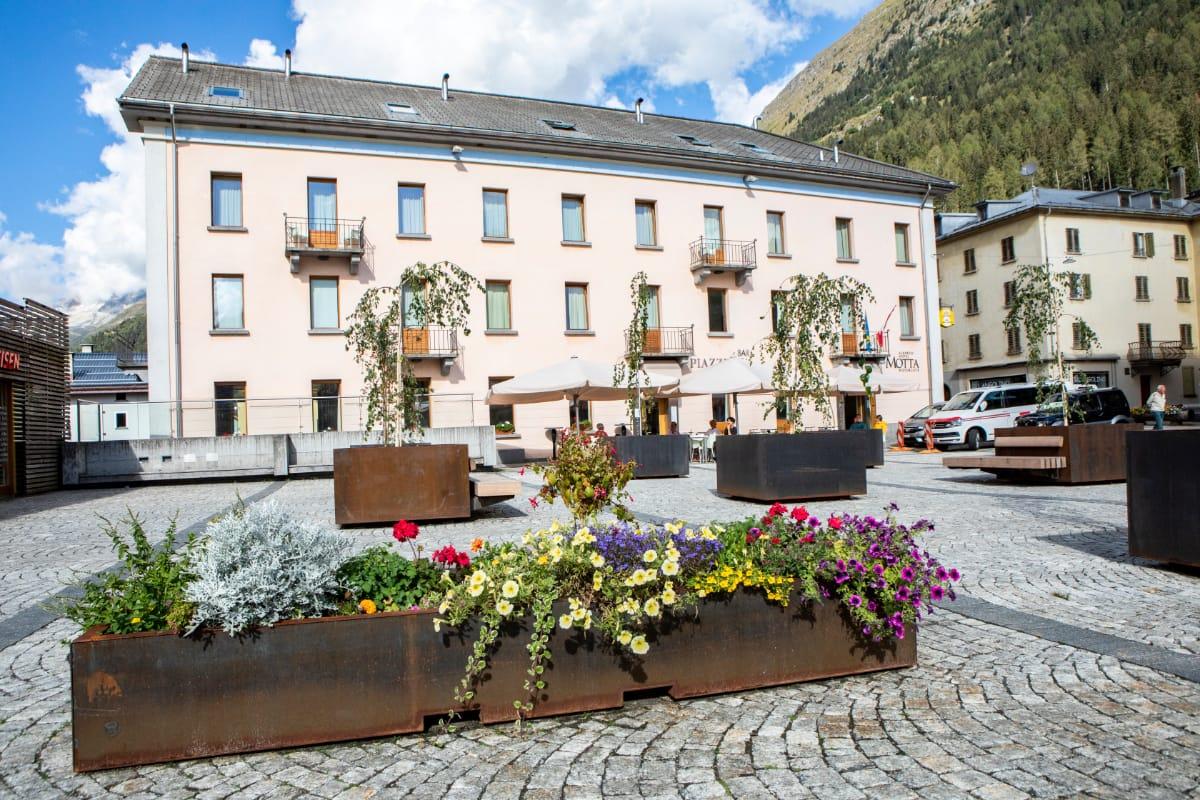 Hotel BB Motta